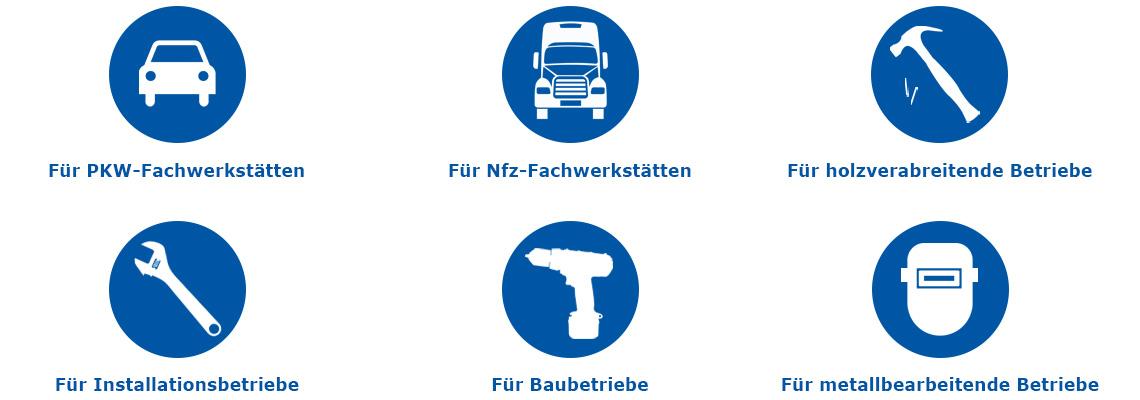 Berner Produktempfehlungen