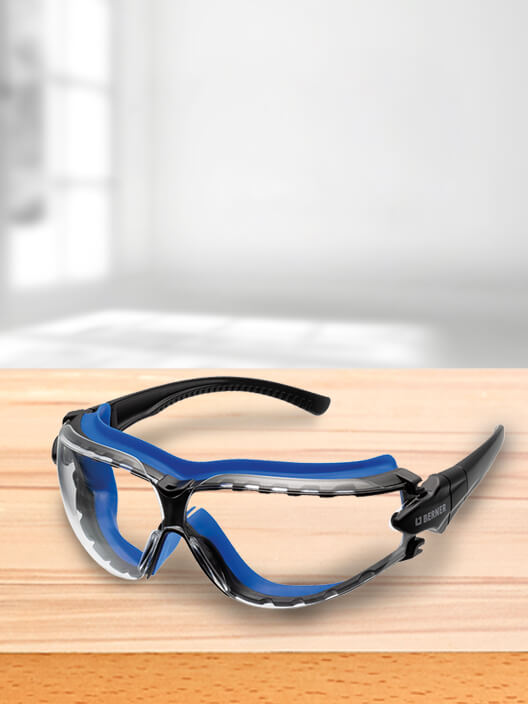 Choisir des lunettes de protection