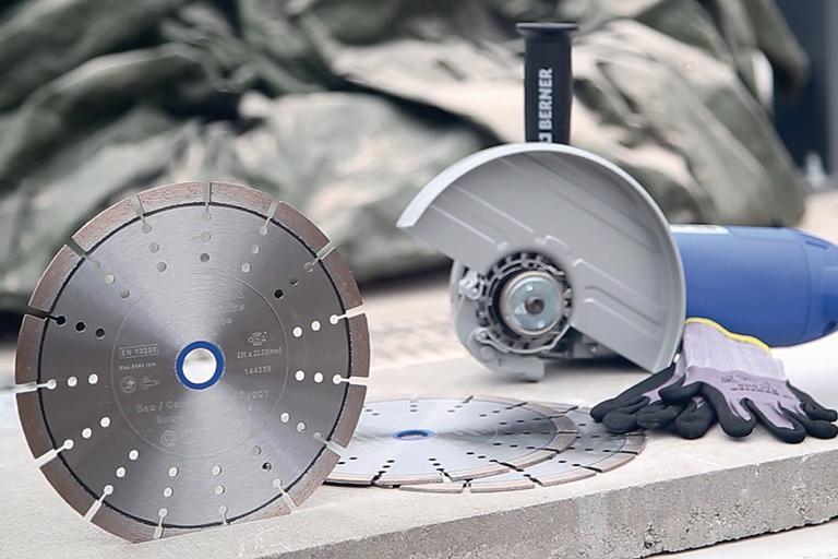 Diamantové rezné kotúče - vysoký výkon, rýchle a presné rezanie do rôznych materiálov