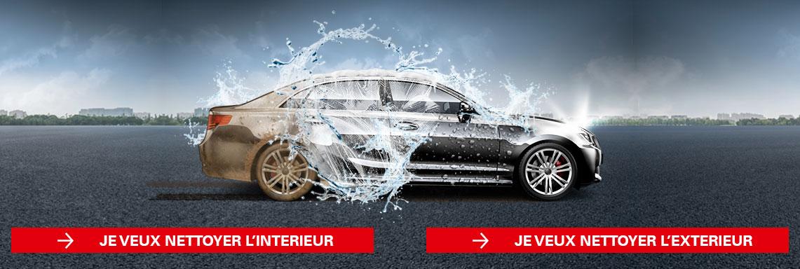 Nettoyage voitures