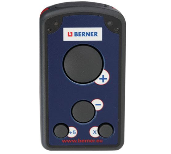 Berner Scanner - einfaches einscannen von Produkten