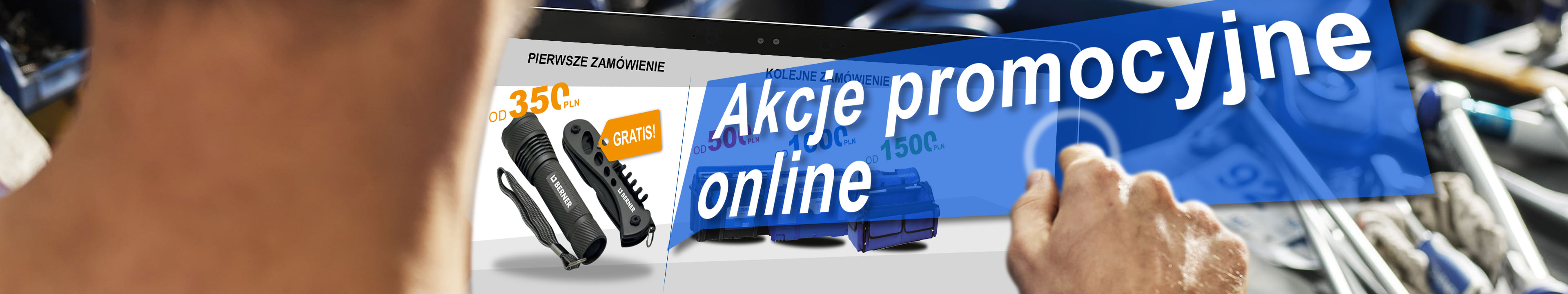 Akcje promocyjne online