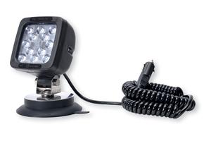 Phare de travail magnétique 17 watts 1 750 lumens