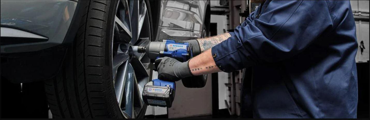 La soluzione completa per la sostituzione degli pneumatici