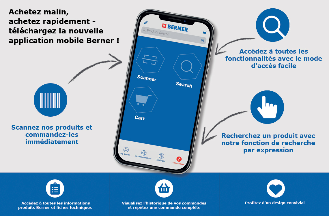 Application 2.0 - BERNER