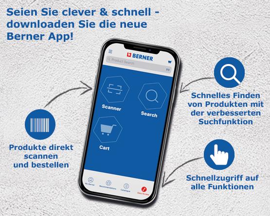Der Berner App Scanner