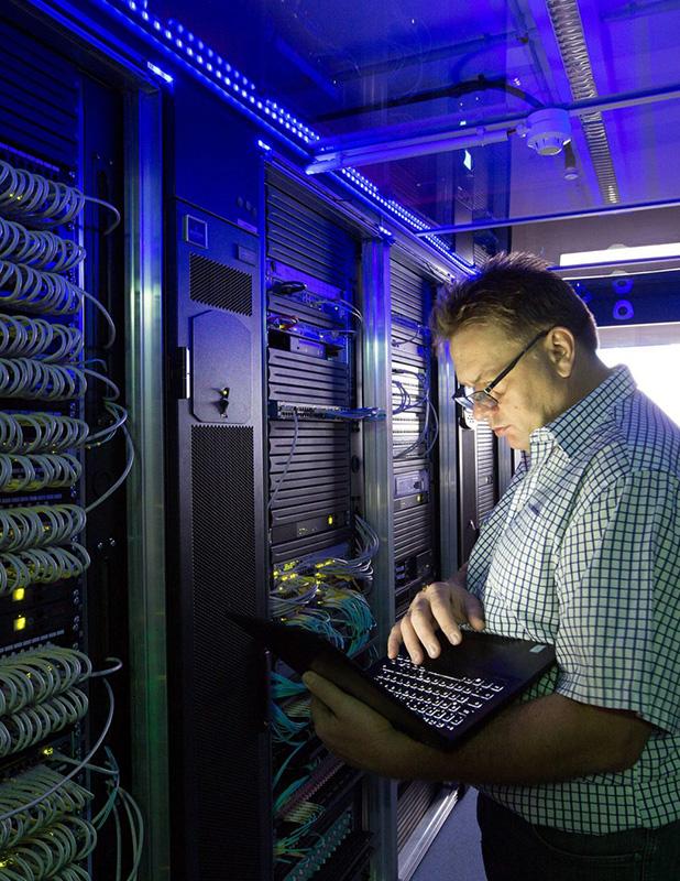 """""""Wir mussten die Digitalisierung nicht nachholen, sondern waren bereit"""""""