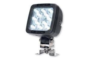Phare de travail LED carré R23 17 watts 1 750 lumens