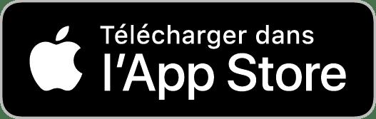 Téléchargez dans l'App Store
