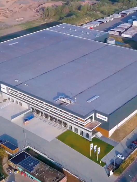 Berner Group breidt Europees logistiek netwerk verder uit