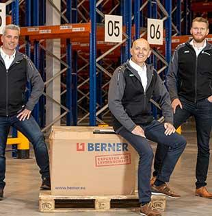 Le groupe Berner poursuit ses investissements malgré la crise.