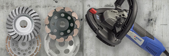 Poznaj szlifierkę do betonu BCG, 1500 W, czyli najlepszy sprzęt, by ułatwić sobie pracę!